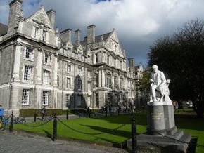 Dublino Il Trinity College
