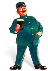 Dublino Visita alla Guinness Storehouse con i simboli della celebre