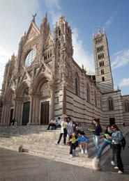 L'Italia unita dal trekking urbano