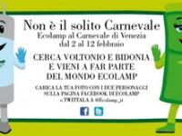Carnevale di Venezia all'insegna del riciclo