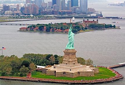 New York, ritorno a Ellis Island
