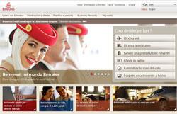L'A380 di Emirates atterra per la prima volta a Roma