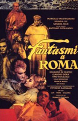 Fantasmi La locandina del film del 1961
