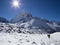 La felicità è camminare in montagna