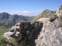 Passo San Pellegrino: sentieri della Guerra