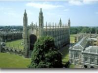 Cambridge, l'altra metà della cultura inglese
