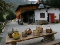 I week end di ottobre al rifugio Alpe Corte