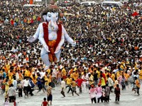 Festa in onore di Ganesh
