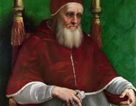 Giulio II. La versione di Raffaello