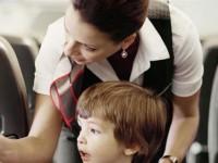 Compagnie aeree a misura di bambino