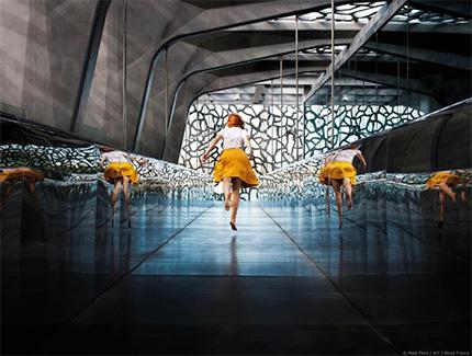 La creatività di Maia Flore per Atout France