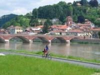 In bici alla scoperta della Reggia di Venaria a Torino