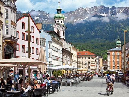 Innsbruck, benvenuta primavera