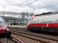 Gli affari viaggiano in treno