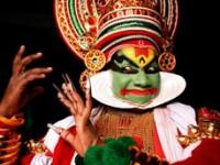 Kathakali, teatro che danza