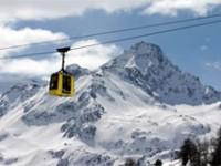 La Thuile, cinque mesi per sciare