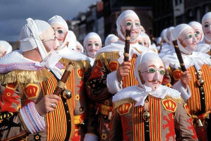 Il Carnevale nei paesi europei