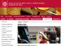 Musei italiani, uno su due è online