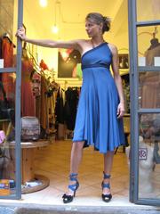 Moda e cinema con Livia Risi