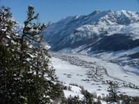 I campioni dello sci di fondo in ritiro a Livigno