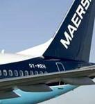 Milano-Copenaghen con la compagnia aerea danese Maersk Air