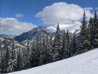 Apertura della stagione sciistica a Mammoth Lakes
