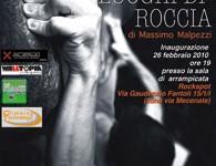"""I """"luoghi di roccia"""" di Massimo Malpezzi"""