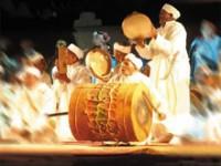Marrakech, parata di artisti nella Medina