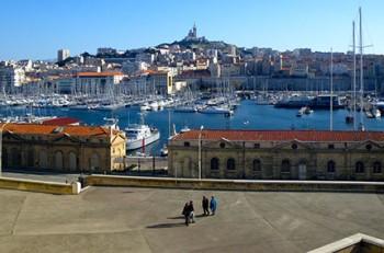 Marsiglia Il porto vecchio