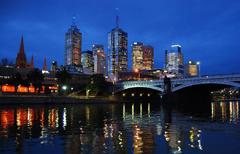 Tasmania Melbourne
