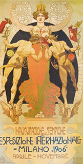 Il fascino retrò dell'Expo 1906