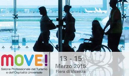Move! l'evento dedicato al turismo accessibile