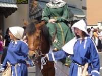 Il corteo storico del Carroccio a Legnano