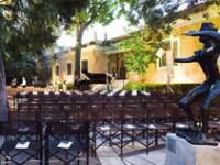 Venezia, festa per il compleanno di Peggy Guggenheim