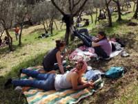 A Trevi il picnic è uno stile di vita