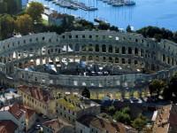 L'Istria tra arene, fortezze e teatri