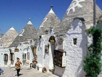 La Puglia è la regione più felice d'Italia