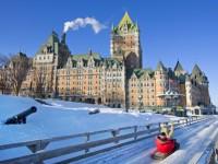 Québec, l'inverno si passa all'aperto