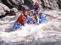 Rafting tra le Montagne Rocciose