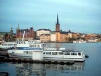 Stoccolma. Romanzo giallo (blu)