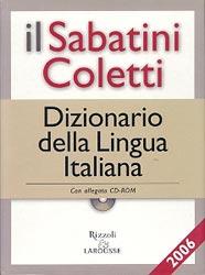 Il Sabatini-Coletti. Dizionario della Lingua Italiana