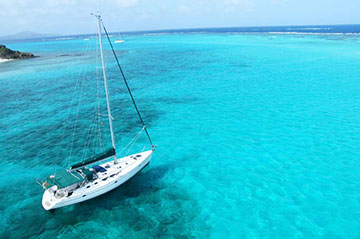 La vacanza in barca a vela salpa dal web
