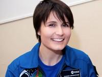 Samantha Cristoforetti viaggiatrice nello spazio