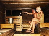 Sauna, basta la parola