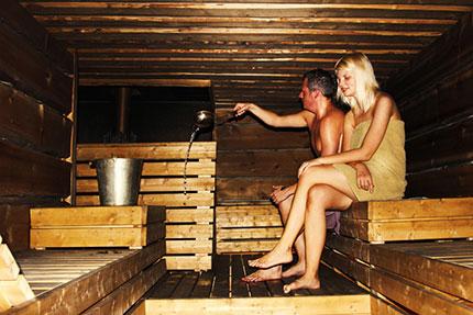 Benefici Della Sauna Finlandese.Sauna Basta La Parola Mondointasca