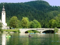Parco Naturale di Bohinj, dove natura e sport sono in sintonia