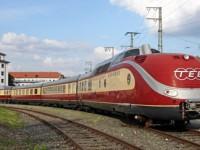 Trans Europa Express. Nel cuore del Continente