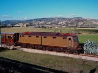 Treno storico in Sicilia
