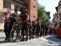 Il raduno degli Spazzacamini è in Piemonte