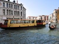 Venezia dal vaporetto